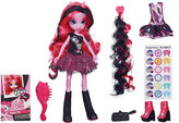 Pinkie Pie Equestria Girls doll with accessories
