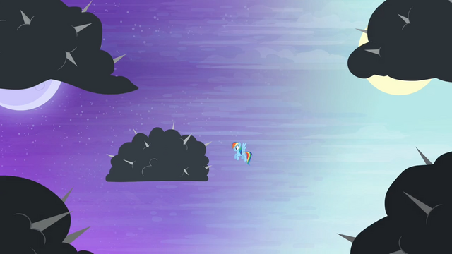 File:Rainbow Dash at stormclouds S4E01.png