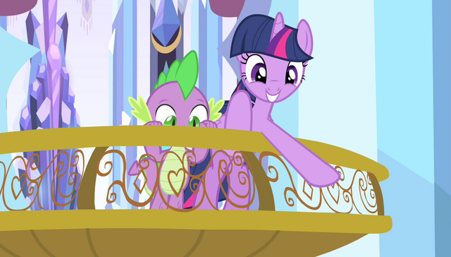 File:Twilight pointing off the balcony S4E24.png