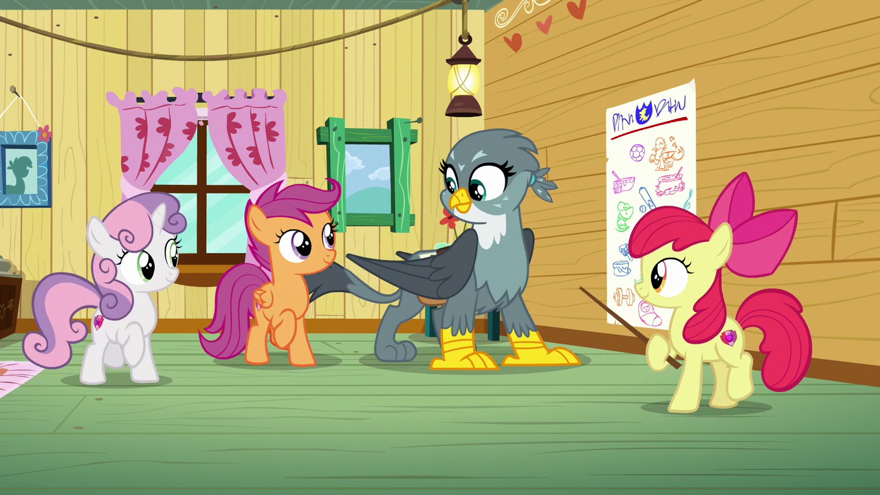 the fault in our cutie marks my little pony friendship