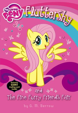 File:Fluttershy and the Fine Furry Friends Fair cover.jpg