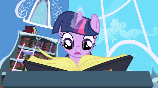 File:Twilight looking for Elements entry in book S1E01.png
