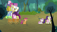 Scootaloo 'What are friends for' S3E06
