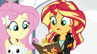 "Sunset Shimmer ""not yet"" EG3"