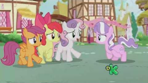 Brazilian Portuguese Light of Your Cutie Mark - MLP FIM - Season 5