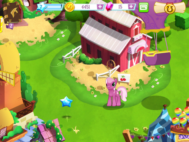 File:Cheerilee arrival MLP Game.png