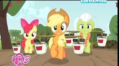 my little pony raise this barn latino dating