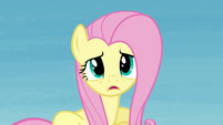 Fluttershy 'I don't want to take it if you're not super sure' S4E10