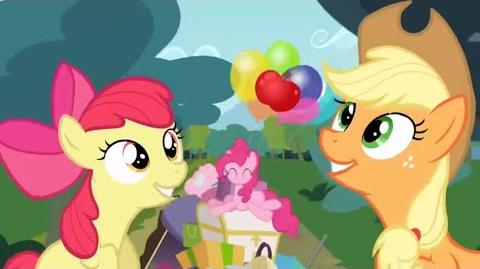 MLP FiM Apples To The Core - Greek
