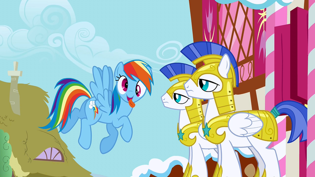 File:Rainbow Dash Derp S1E22.png