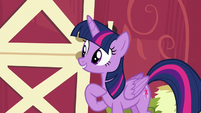 """Twilight """"Spike and I'll take care of things"""" S6E10"""