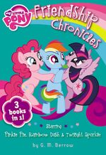My Little Pony The Friendship Chronicles book set cover