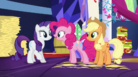 "Pinkie Pie ""no one said anything about"" S5E3"