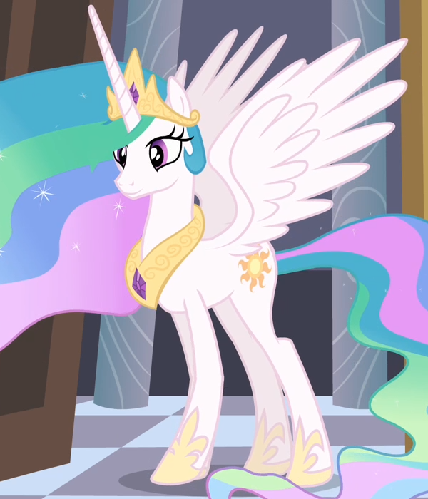 Princess Celestia | My Little Pony Friendship is Magic Wiki | Fandom ...