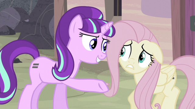 "File:Starlight ""Obviously these ponies must have asked you directly"" S5E02.png"