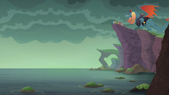 File:Torch and dragons assembled on the cliff S6E5.png