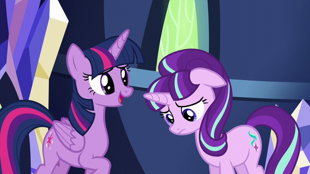 "File:Twilight ""And that's why I've asked you here"" S5E26.png"