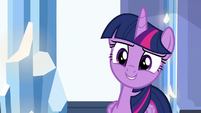 "Twilight Sparkle ""nice to meet you too"" S6E16"
