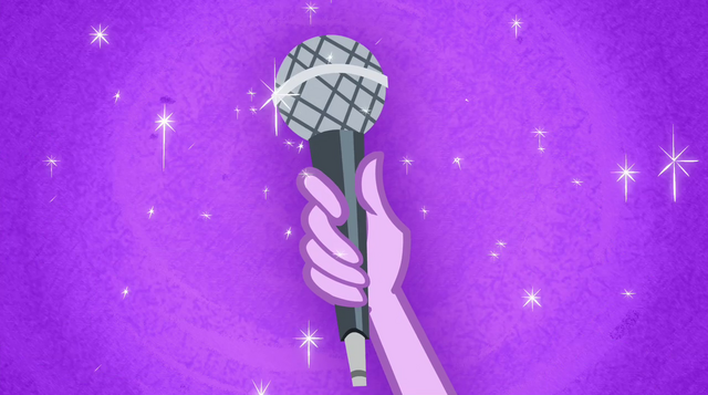 File:Microphone in Twilight's hand EG2.png