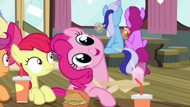 "File:Pinkie Pie ""Totally!"" S4E15.png"