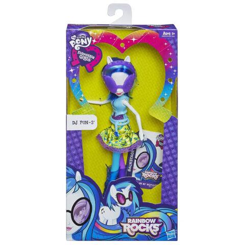 File:DJ Pon-3 Equestria Girls Rainbow Rocks neon doll packaging.jpg