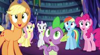 Twilight's friends still in awe EG2