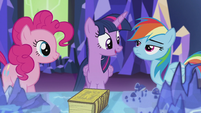 "Twilight ""It was actually Gilda's visit that made me curious"" S5E8"