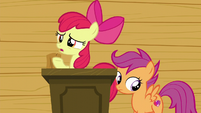 "AB ""I know our cutie marks are amazing"" S6E4"