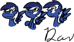 FANMADE Blue Blaze OC5