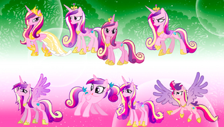 FANMADE Cadance 2