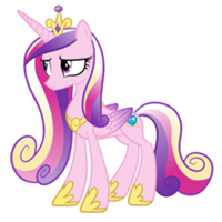 File:FANMADE Princess Cadance frown.png