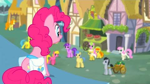 MLP FiM Pinkie the Party Planner HEBREW HD