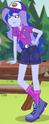 Vice Principal Luna Camp Everfree outfit ID EG4