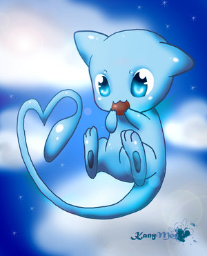 File:Chibi Shiny Mew by KanyMon.jpg