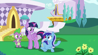"Minuette ""I thought you threw in the old towel"" S5E12"