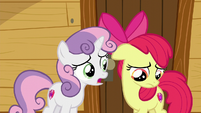 "Sweetie Belle ""And...?"" S6E4"