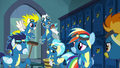 Wonderbolts holding broom and bucket S6E7.png