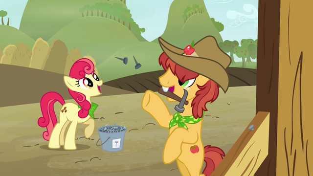 File:Apple Bumpkin tossing nails to Half Baked Apple S3E8.png