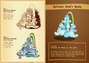 Rainbow Dash's House concept sketches