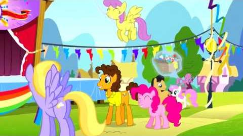 -Czech- My Little Pony - Pinkie The Party Planner Song - Reprise -HD-