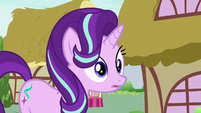 Starlight Glimmer stunned by her friends' behavior S6E25