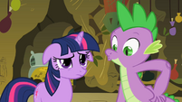 Twilight growing up S2E10