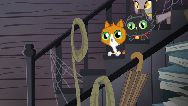 File:Cats on the staircase S4E09.png