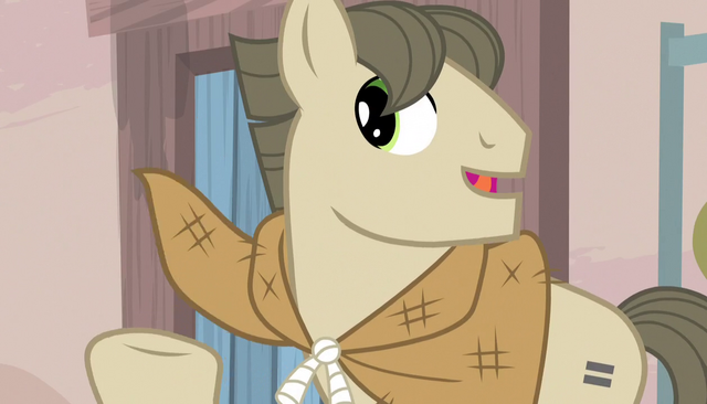 """File:Shopkeeper """"we've got cloaks this month"""" S5E1.png"""