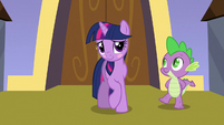 Twilight clear blush S3E2