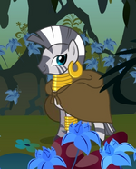 Zecora In Cloak And Poison Joke