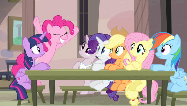 "File:Pinkie Pie ""get in the way of food!"" S5E1.png"
