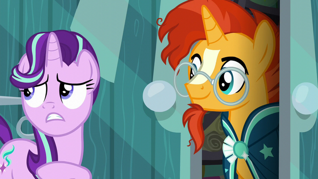 File:Starlight struggling to find her voice S6E1.png