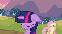 Twilight face down S2E22