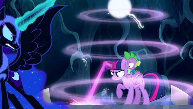 File:Twilight uses her magic beam on the Cutie Map S5E26.png